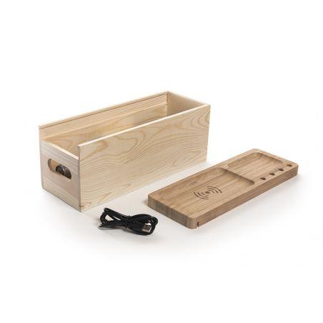 Juice Box Cassetta vino design