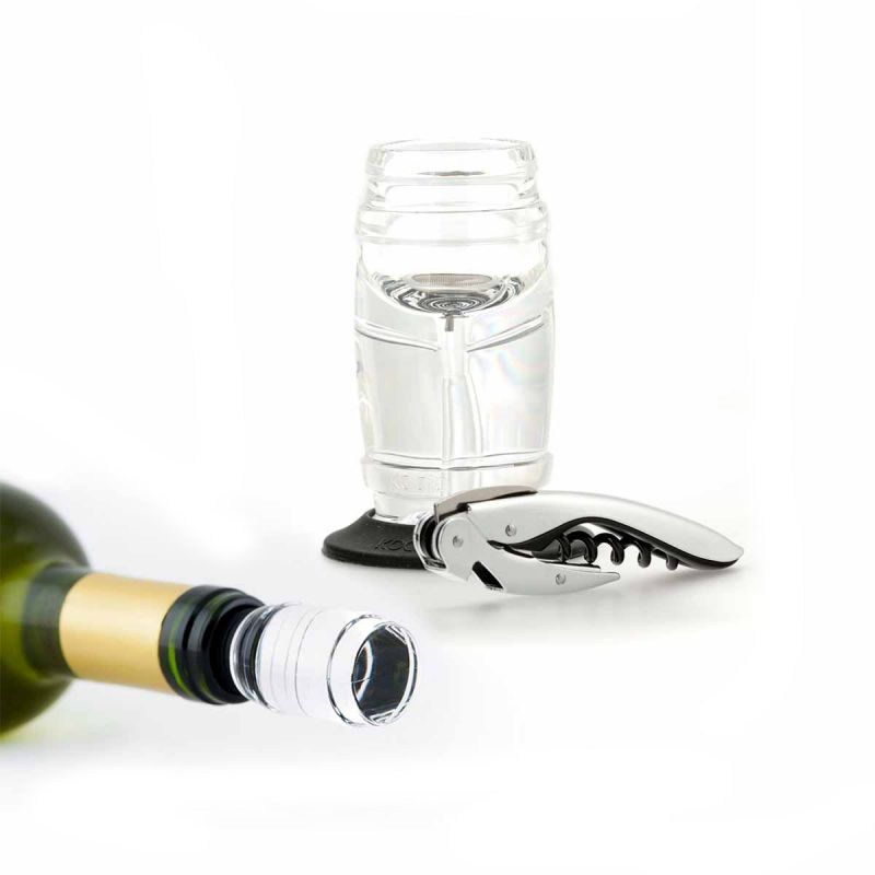 Set Accessori Vino - Kit Barrel Air Handle