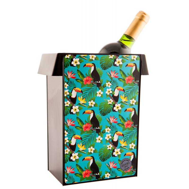 Secchiello ghiaccio vino Design - Toucans