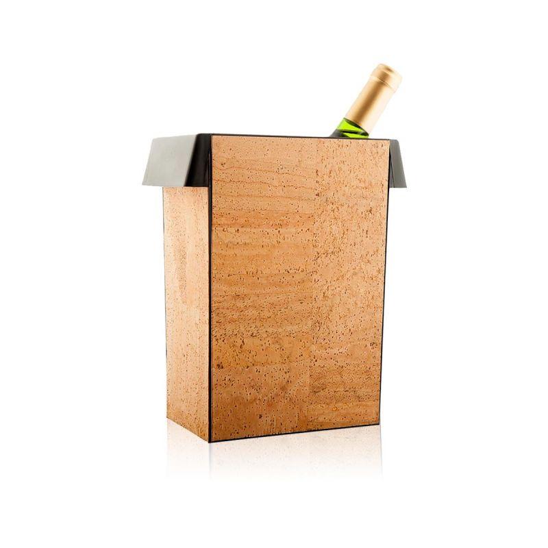 Portaghiaccio vino Design Sughero