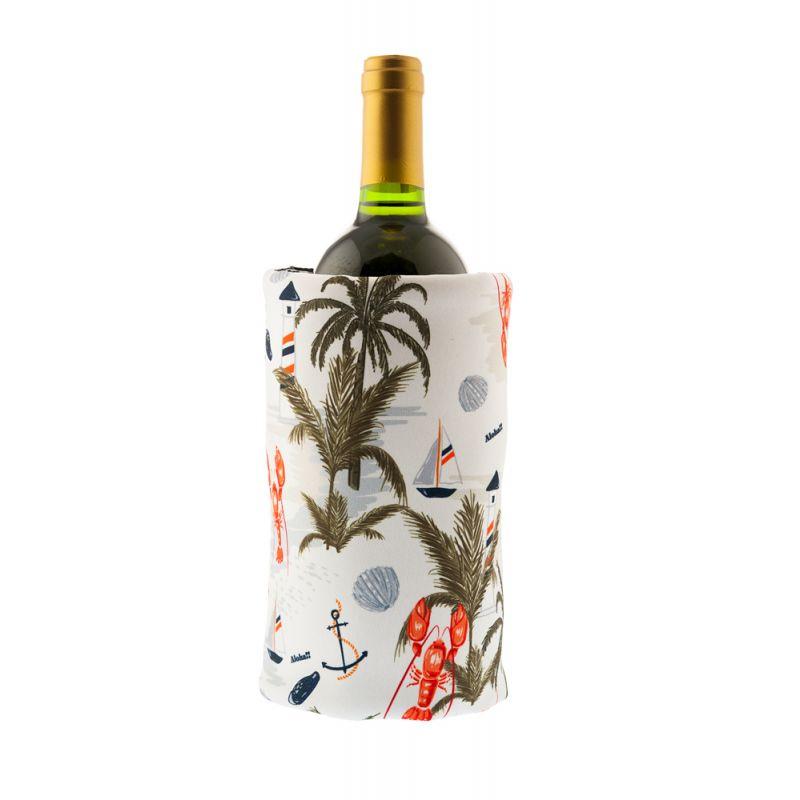 Fascia refrigerante vino - Full print - Sailing