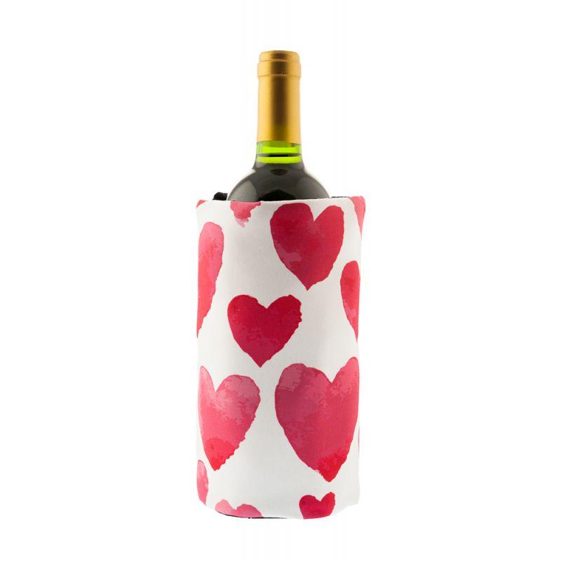 Fascia refrigerante vino - Full print - Love