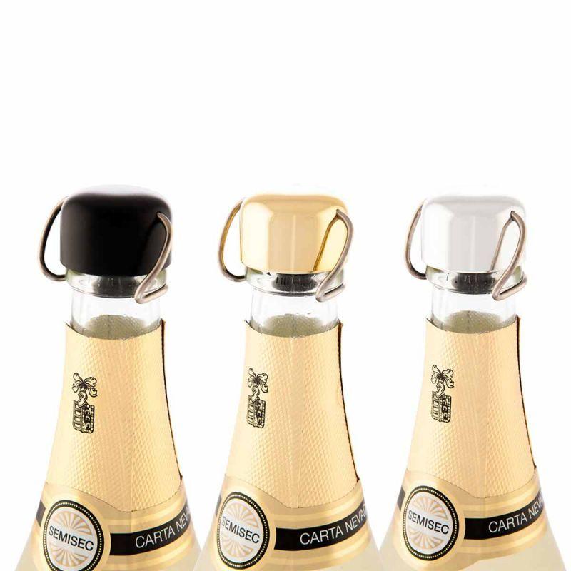 Brut Rose Stopper Champagne - alcuni colori disponibili