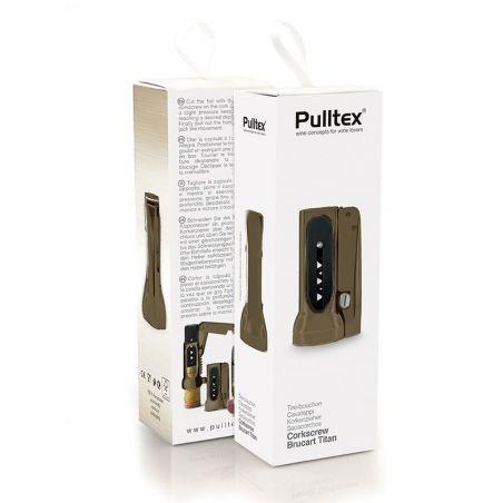 Brucart Pulltex - nero - packaging
