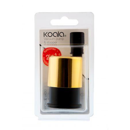 Vacuum Pump Deluxe Gold - Packaging