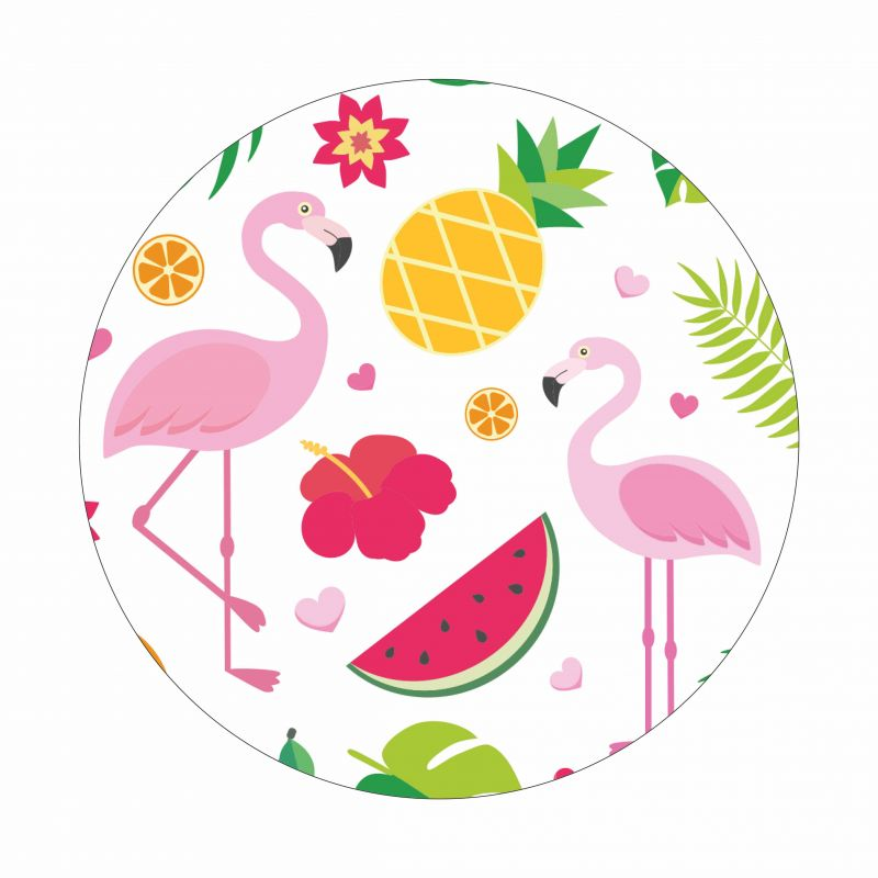 Drop Stop - Flamingo