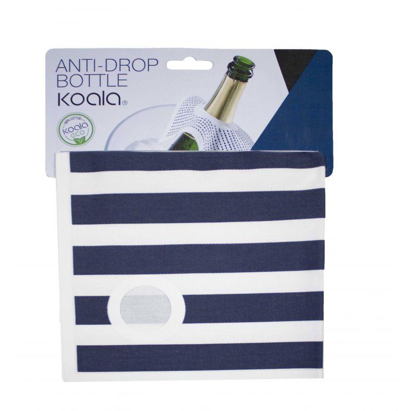 Anti Drop Bottle Nautical - Panno salva goccia - packaging