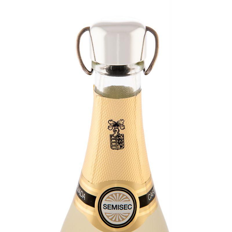 Brut Rose Stopper - Champagne stopper - Silver - 2