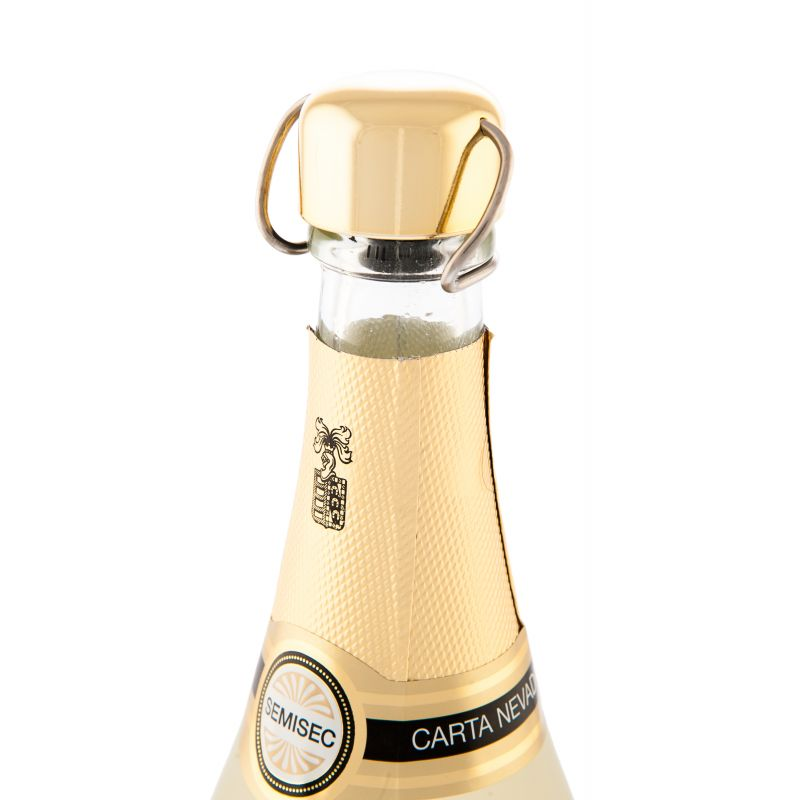 Brut Rose Stopper - Champagne stopper - Gold