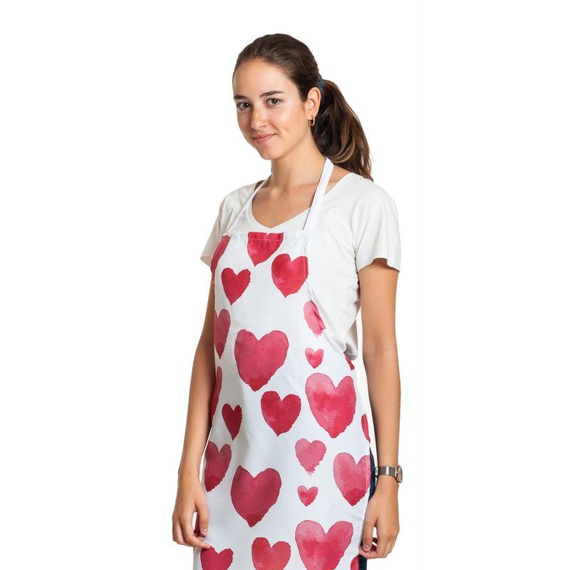 Love Apron Full Printing - Grembiule