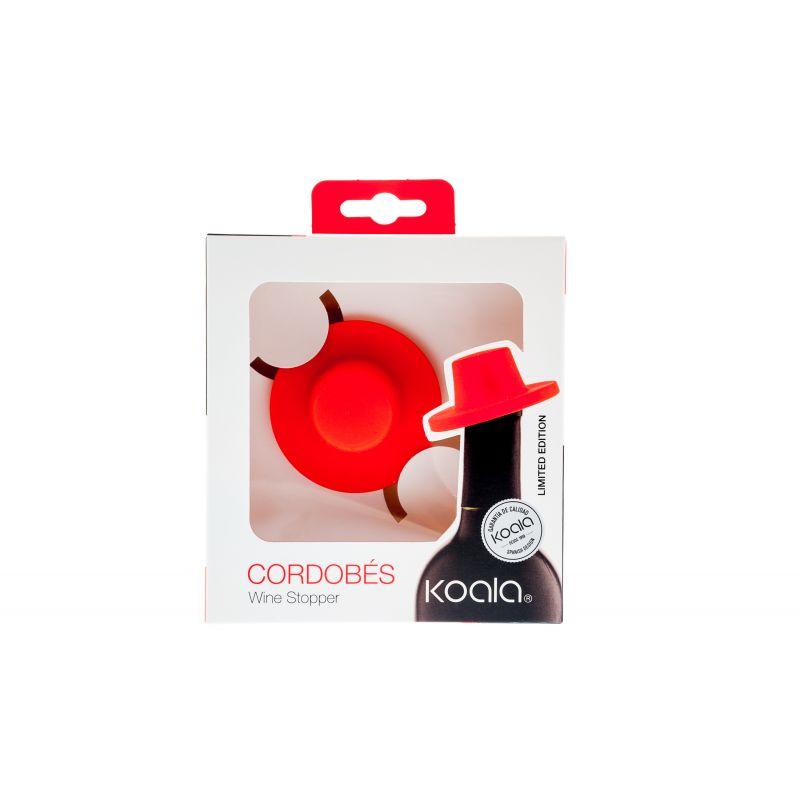 Tappo Vino in Silicone - Cordobés - Packaging