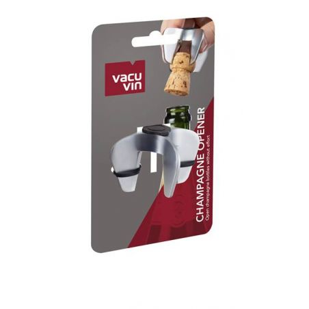 CHAMPAGNE OPENER VACUVIN - PINZA CHAMPAGNE - PACKAGING