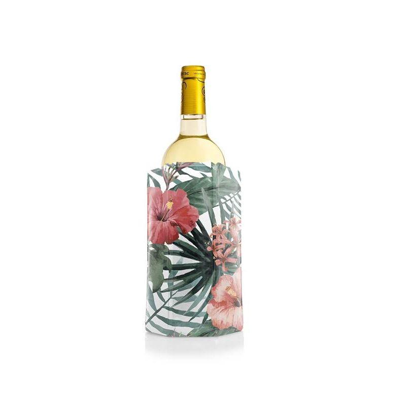 ACTIVE COOLER WINE BOTANICAL LIMITED EDITION VACU VIN • FASCIA REFRIGERANTE