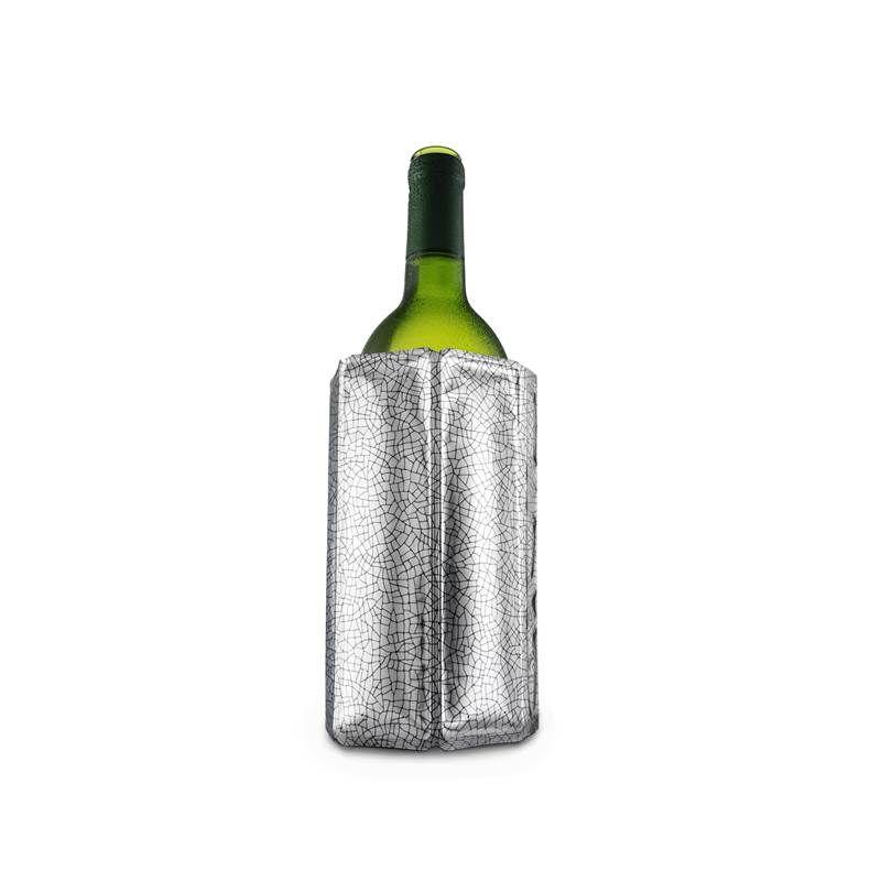 ACTIVE COOLER WINE SILVER VACU VIN • FASCIA REFRIGERANTE