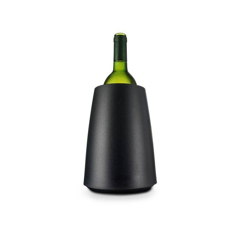 ACTIVE COOLER WINE ELEGANT BLACK VACU VIN • GLACETTE VINO