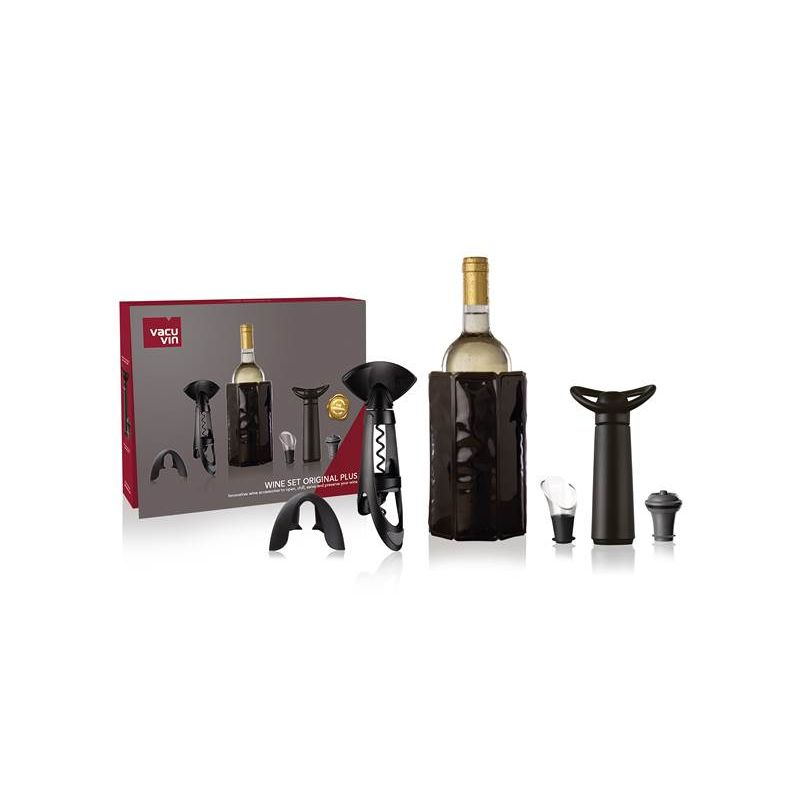 WINE SET ORIGINAL PLUS VACU VIN