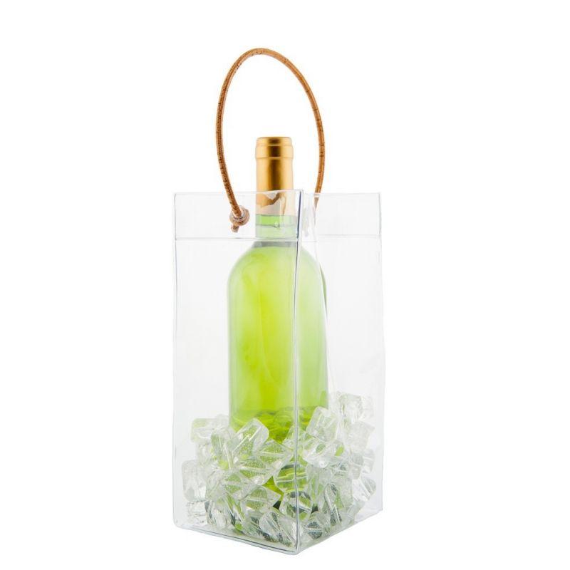 Ice bag vino con manico sughero - Nice Cooler Bag