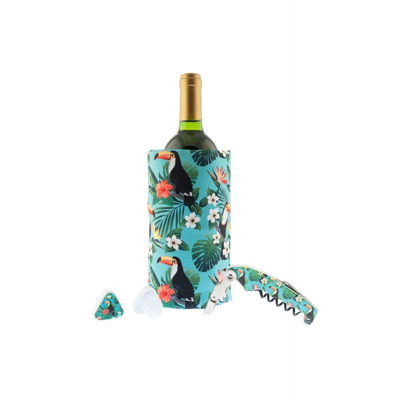 Kit Toucans - Kit accessori vino