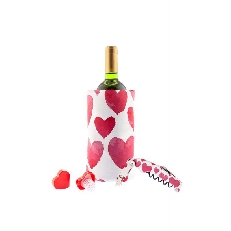 Kit Love - Kit Accessori Vino