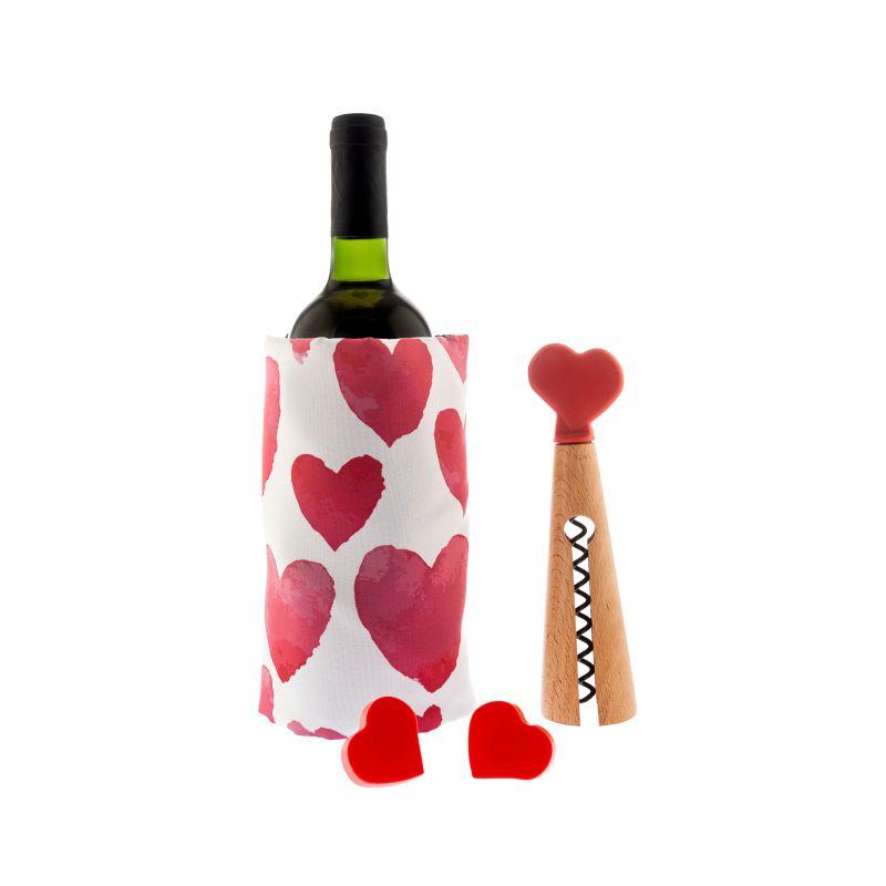 Kit Love Wood Limited Edition - Kit Accessori Vino