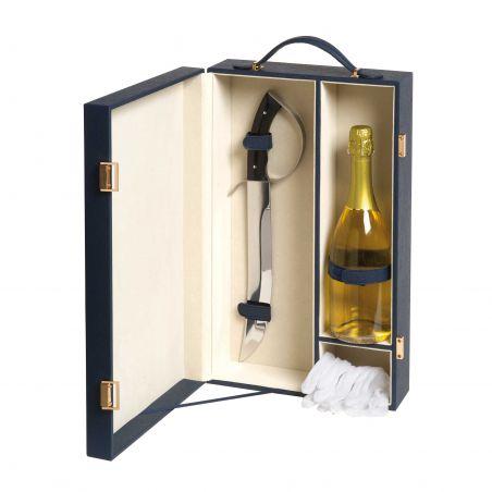 Sciabola Champagne Blue Elite