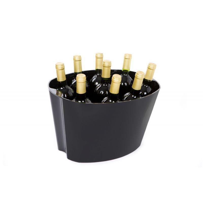 Spumantiera vino XXL - nero