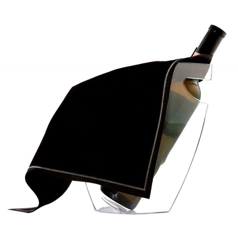 Anti Drop Bottle - Panno Salva Goccia - Nero