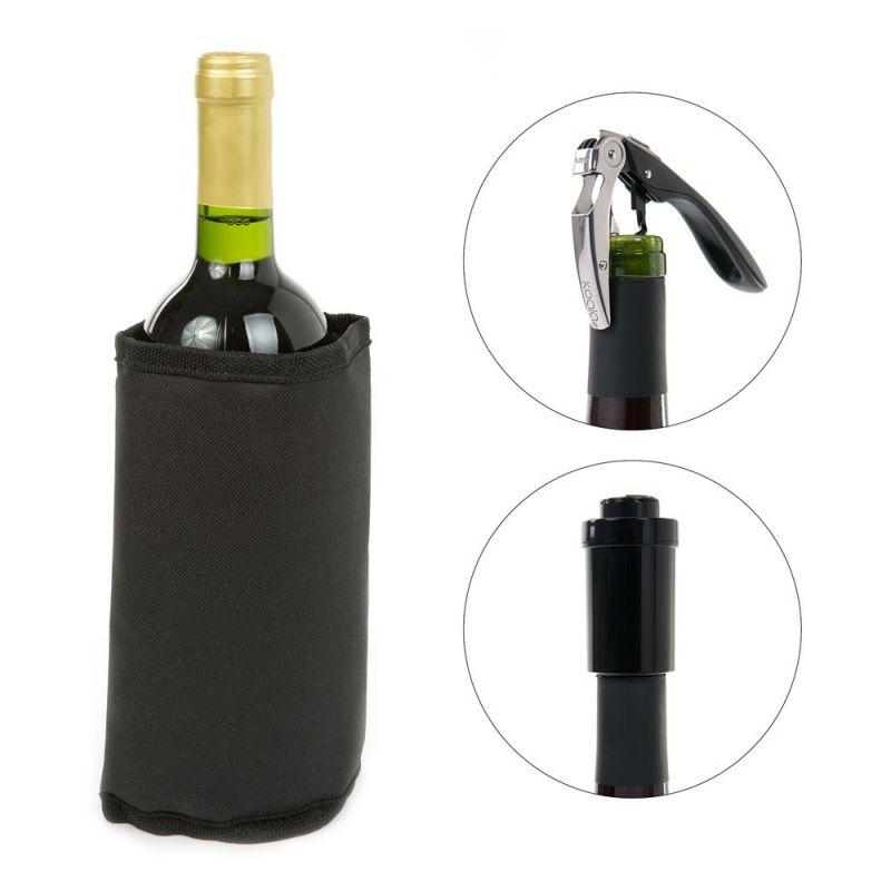 Set accessori vino - Kit vino