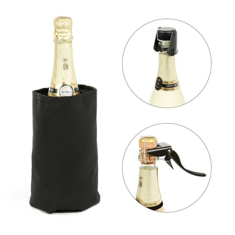 Set accessori vino - Kit Champagne