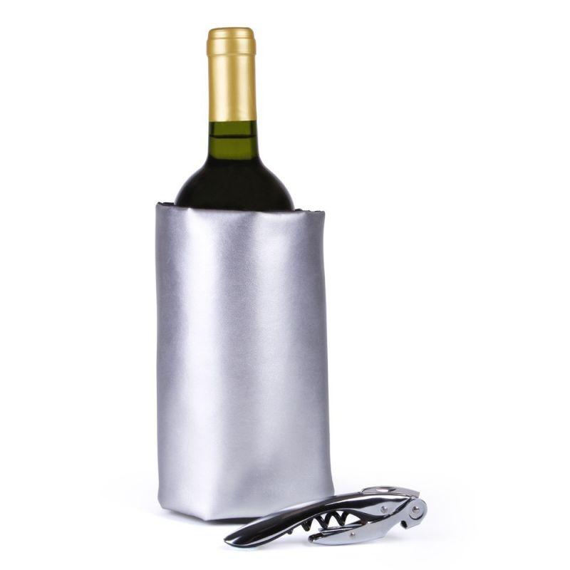 set accessori vino Set Deluxe Silver