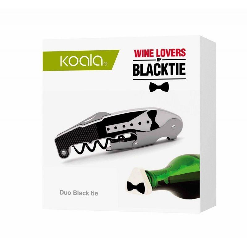 Set accessori vino - Black Tie Smoking