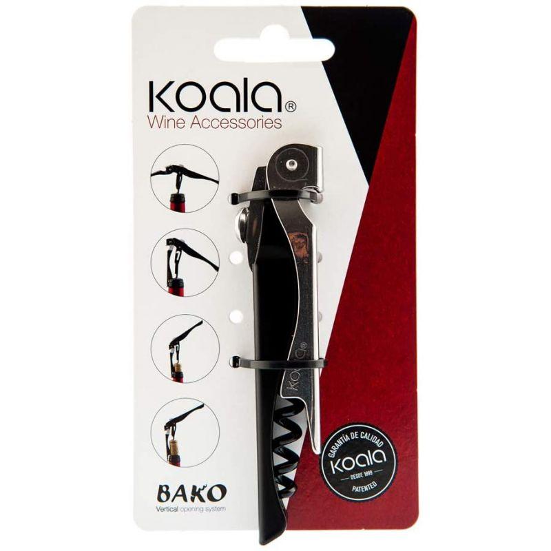 Bako Cavatappi Design - doppia leva - packaging
