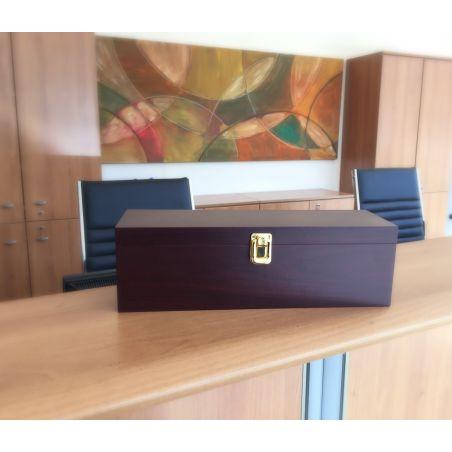 Cassetta Vino con 4 accessori - chiusa