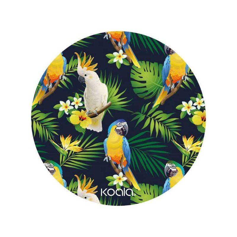 Drop Stop Parrots