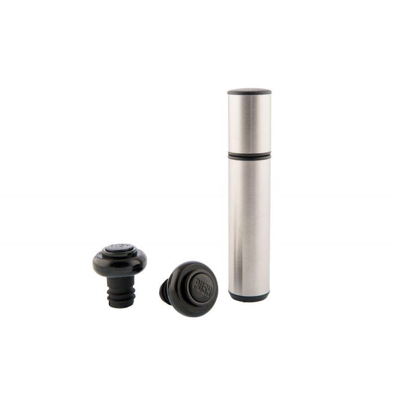 Vacuum Pump - Pompetta Salva vino - Acciaio Inox