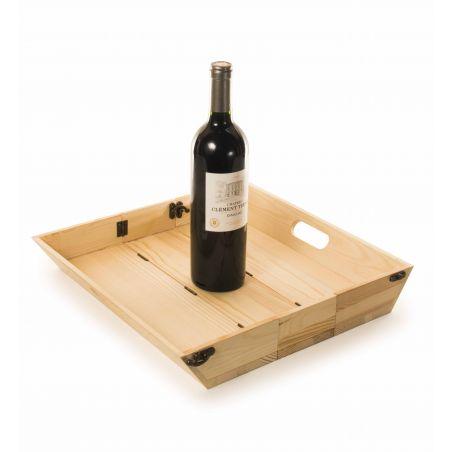 Tray Chique Cassetta vino Design