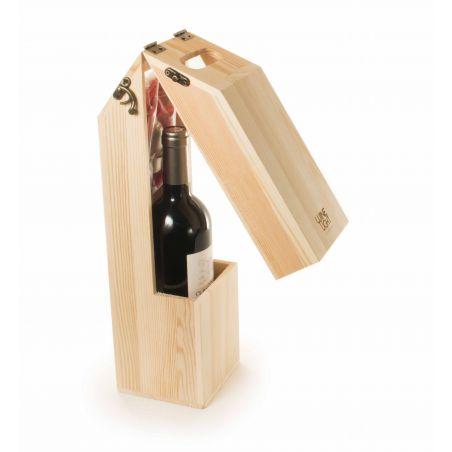 Wine Light - Cassetta Vino Design