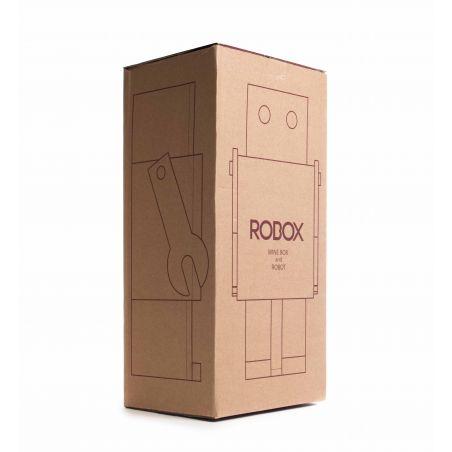 Robox cassetta vino design