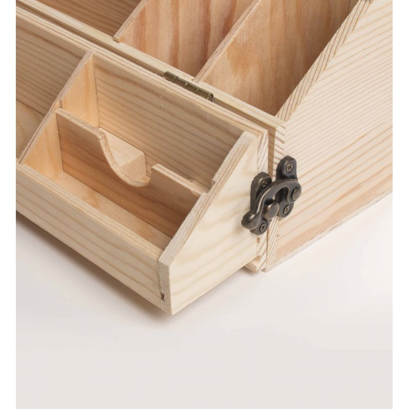 Desk topper Cassetta vino design